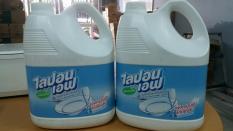 Nước rửa bát Lipon Thái Lan can 3,6L
