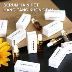 Serum dưỡng ẩm da mặt Hạ nhiệt tức thì Narguerite