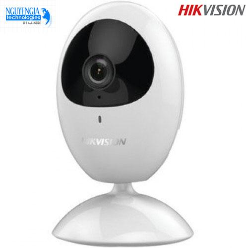 Camera IP Cube Wifi 1.0 Megapixel Hikvision DS-2CV2U01EFD-IW