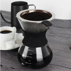 Bình pha cafe Drip Coffee 450ml phin Inox