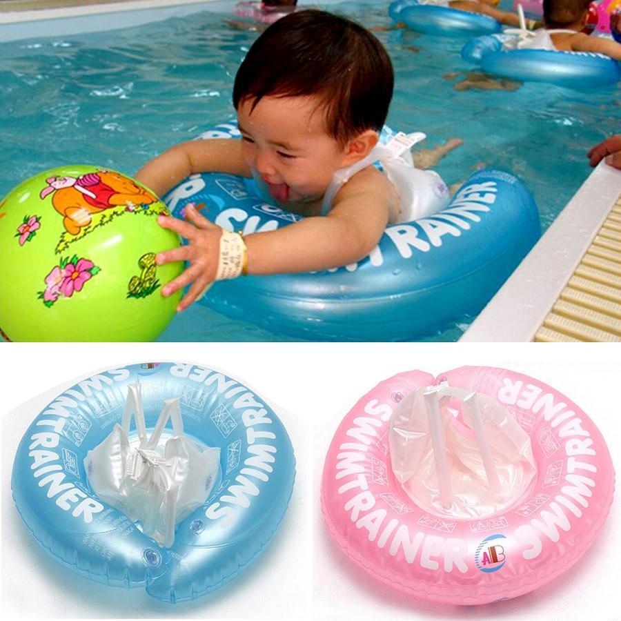 Phao tập bơi có đai chống lật bảo vệ an toàn cho bé