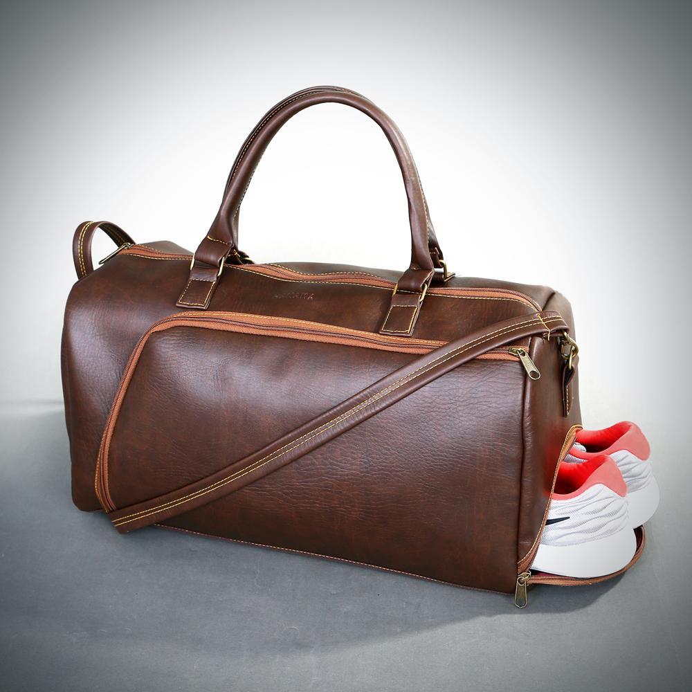 Túi du lịch cỡ lớn HANAMA N7- Thêm ngăn đựng giày