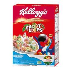 Ngũ cốc ăn sáng Kellogg's Froot Loops hộp 160g