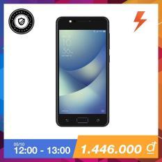 Asus Zenfone 4 Max ZC520KL 16GB Ram 2GB (Đen) – Hãng phân phối chính thức