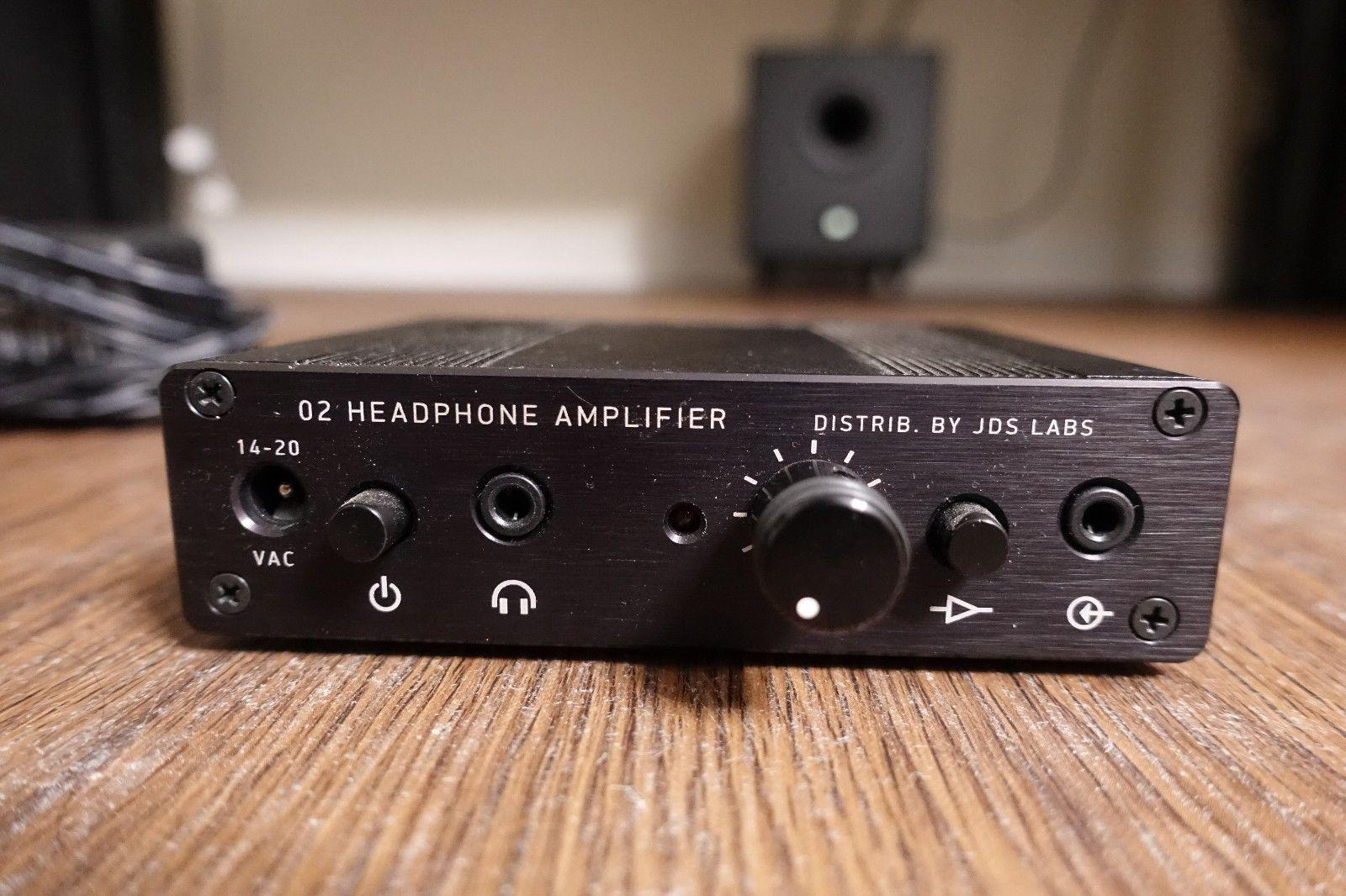 OBJECTIVE 2 Headphone Amplifier + ODAC Combo (Black)