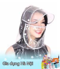 Áo mưa trong suốt từ nhựa vi sinh