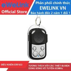 Remote eWeLink ERF433 Điều Khiển Các Thiết Bị Thông Minh