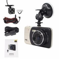 Camera hành trình VIETMAP X002 HD 1080p, tích hợp cam lùi