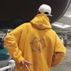 Áo khoác nam nữ hoodie dễ thương