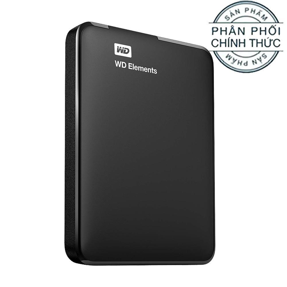 Giá Ổ cứng di động Western Digital Elements 1.5TB (WDBU6Y0015BBK-WESN) – Hãng Phân Phối Chính Thức Tại Memoryzone