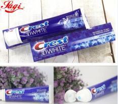 Kem đánh răng chuyên làm trắng CREST 3D White Radiant Arctic Fresh(198g) Mỹ