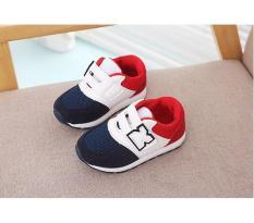 Giày cho bé trai Size 21-25 RS141 (Đỏ Xanh)