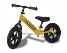 Xe thăng bằng STARIDER NEW – Màu Vàng (Tặng kèm Chuông thời trang + Bọc tay lái + Biển số sport)