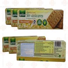 Bánh Quy Gullon Fibra Integral 170 – Bánh Quy bổ sung chất xơ cho người tiểu đường