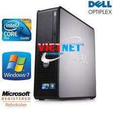 Máy tính đồng bộ Dell Optiplex 755 SFF – Hàng nhập khẩu