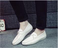 Giày lười da nam G384