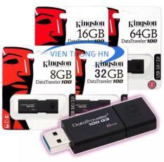 USB 3.0 8GB 16GB 32GB 64GB Kingston DT100 G3 – CAM KẾT BH 1 ĐỔI 1 5 NĂM