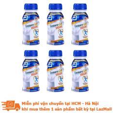 Bộ 6 chai sữa nước Ensure Gold Vigor 237ml