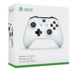 Tay Cầm Xbox One S Màu Trắng [Kèm Pin]