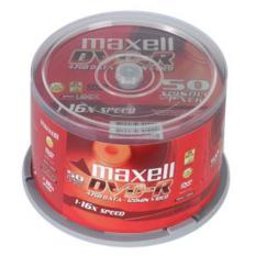 Bộ 50 đĩa trắng DVD MAXCELL dung lượng 4.7G