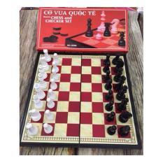 Bộ cờ vua nam châm kích thước 28*28cm