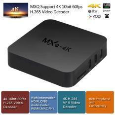 Tivi box MXQ 4K xem hơn 200 kênh tivi không tốn phí