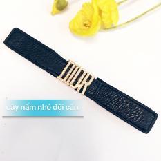 thắt lưng nữ-chun-đính đá-bản 3cm
