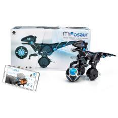 Khủng Long WowWee – đồ chơi điều khiển từ xa – vận động ngoài trời – cảm ứng thông minh