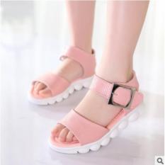 Sandal chống trượt phong cách Hàn quốc bé gái 5-10 tuổi