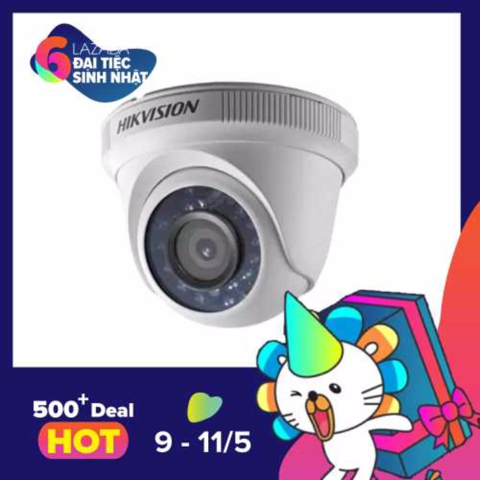 Camera HD-TVI Hikvision DS-2CE56C0T-IRP 1MP