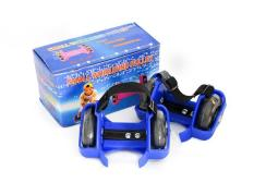 Bánh xe gắn giầy trượt patin Trẻ Em Có Đèn Đa Năng Phù Hợp Mọi Loại Giày