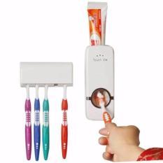 Dụng cụ lấy kem đánh răng