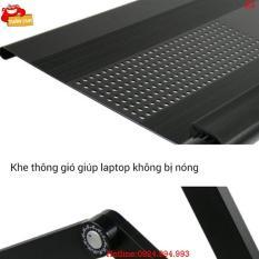 Bàn laptop Huy Tuấn BN Omax A6 (Đen)