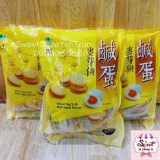 Bánh Quy Sốt Đường Nâu Trứng Muối bịch 500Gr