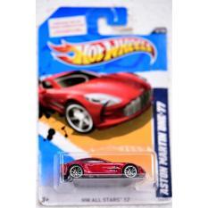 Xe ô tô mô hình tỉ lệ 1:64 Hot Wheels Aston Martin One-77 ( Màu Đỏ )