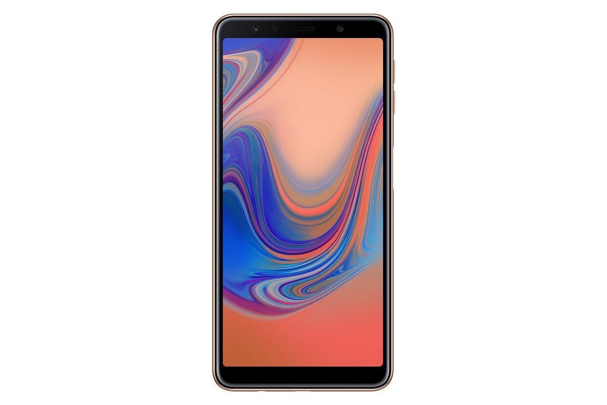 Samsung Galaxy A7 2018 64GB - Hãng phân phối chính thức