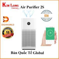Máy lọc không khí Xiaomi Mi Air Purifier 2S ( Hãng Phân phối chính thức )