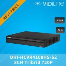 ĐẦU GHI HDCVI TRIBRID DAHUA DH-HCVR4108HS-S2