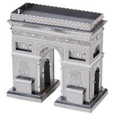 XEM VIDEO – Đồ chơi trẻ em – Đồ chơi lắp ghép mô hình 3D bằng thép Thành Arc De triomphe 65