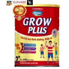 SỮA BỘT DIELAC GROW PLUS 2+ HỘP THIẾC 1500G