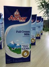 Sữa tươi béo nguyên kem Anchor hộp 1lt