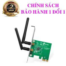 TP-Link – TL-WN881ND – Card mạng PCI Express Wi-Fi Chuẩn N 300Mbps