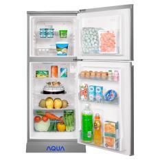 Tủ lạnh AQUA AQR-145BN (SS) – 143 Lít (Bạc)