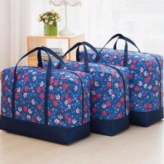 Combo 3 túi đựng quần áo chăn màn cỡ lớn giá rẻ (Họa tiết ngẫu nhiên) Tmark