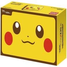 Máy Chơi Game Nintendo New 2DS XL Pikachu Edition và Thẻ Nhớ 32G (Hacked)