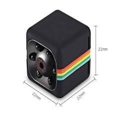 Camera hành trình/Camera hành trình xe máy SQ11 (Đen)
