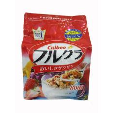 Ngũ cốc Calbee Nhật Bản 800g date T12 2018