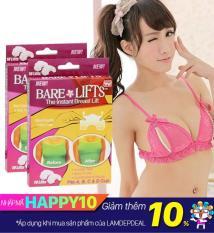 Combo 20 miếng dán nâng ngực trong suốt Bare Lift