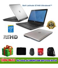 Mua Laptop Dell 7440 i5-4300U 14inch, 4GB, 500GB (Tặng Balo, túi chống sốc, đế tản nhiệt, tai nghe) – Hàng Nhập Khẩu