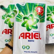 Combo 3 túi nước giặt Ariel 400g + Tặng 1 ví cầm tay xinh xắn + 1 hộp kem nén Hazeline